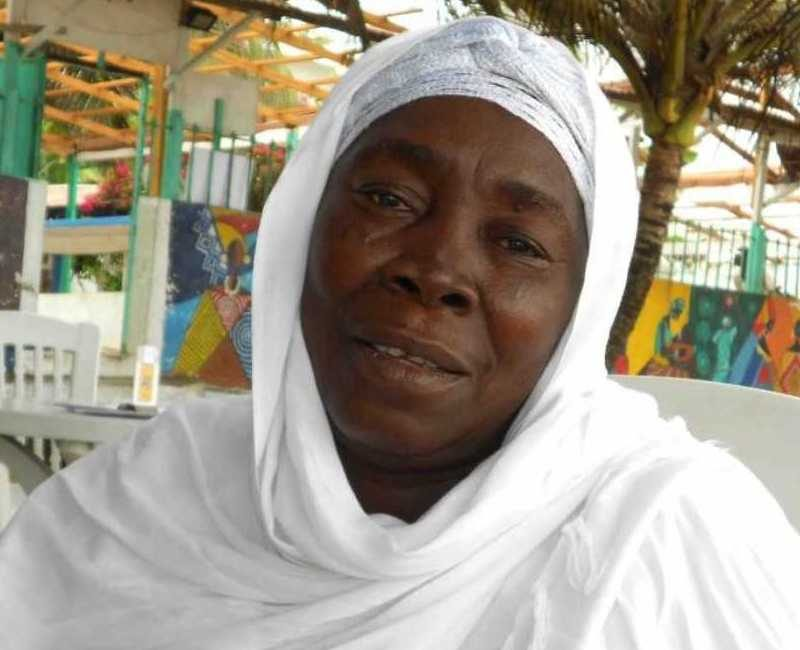My role model, mentor and beloved mother – Miatta Kamara